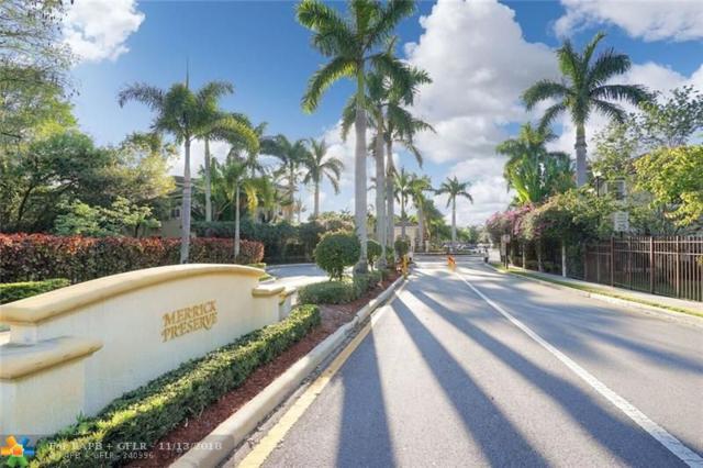 3523 Merrick Ln #201, Margate, FL 33063 (MLS #F10149750) :: Green Realty Properties