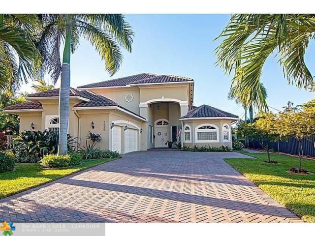 2620 NE 18th St, Fort Lauderdale, FL 33305 (MLS #F10149759) :: Green Realty Properties