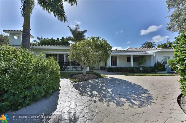 1746 Poinsettia Dr, Fort Lauderdale, FL 33305 (MLS #F10149775) :: Green Realty Properties