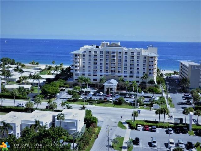 1200 Hibiscus Ave #1502, Pompano Beach, FL 33062 (MLS #F10149801) :: Green Realty Properties