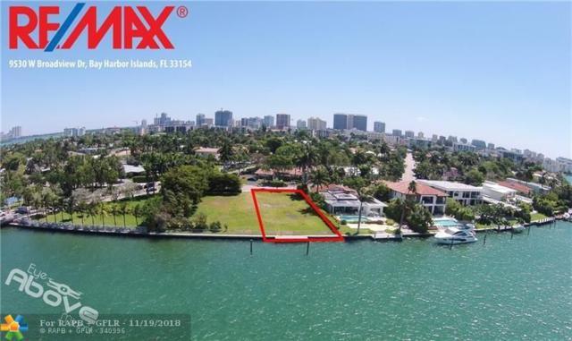 9530 W Broadview Dr, Bay Harbor Islands, FL 33154 (MLS #F10149872) :: Green Realty Properties