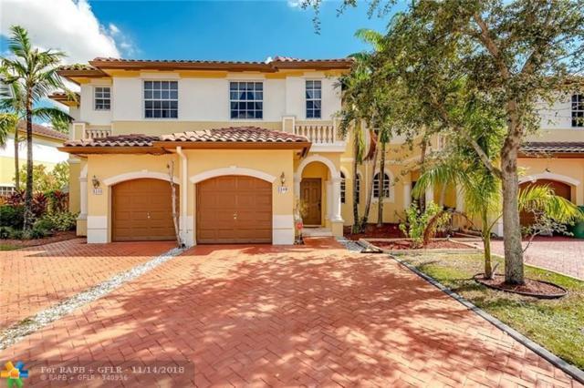 5109 SW 141st Ave #5109, Miramar, FL 33027 (MLS #F10149992) :: Green Realty Properties