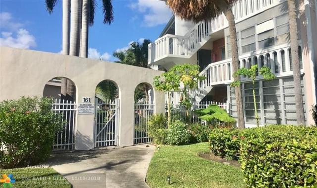 161 NE 10th Ave 1B, Hallandale, FL 33009 (MLS #F10150026) :: Green Realty Properties