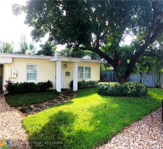 2608 NE 9th Ave, Wilton Manors, FL 33334 (MLS #F10150039) :: Green Realty Properties
