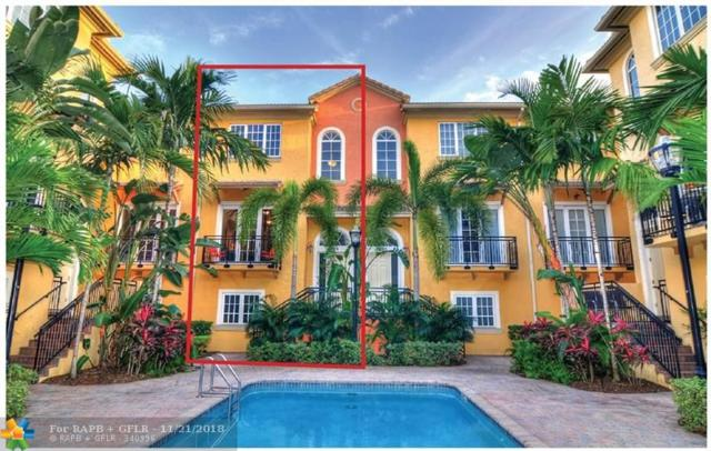 506 SE 7TH ST #304, Fort Lauderdale, FL 33301 (MLS #F10150146) :: Green Realty Properties