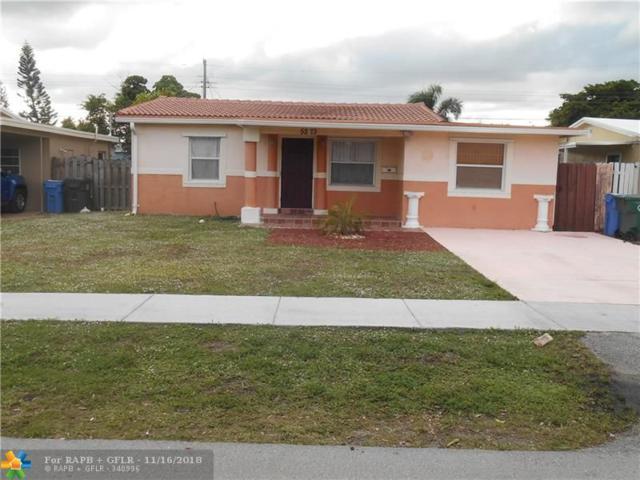 5273 NE 1st Ter, Oakland Park, FL 33334 (MLS #F10150204) :: Green Realty Properties