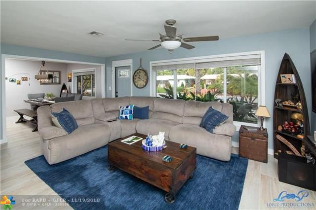 1610 NE 63rd Ct, Fort Lauderdale, FL 33334 (MLS #F10150211) :: Green Realty Properties