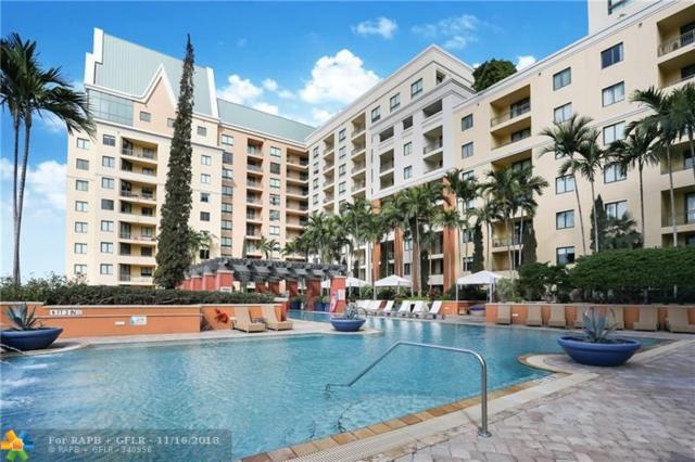 110 N Federal Hwy #1403, Fort Lauderdale, FL 33301 (MLS #F10150217) :: Green Realty Properties