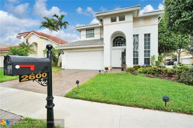2600 NW 68th Ter, Margate, FL 33063 (MLS #F10150661) :: Green Realty Properties