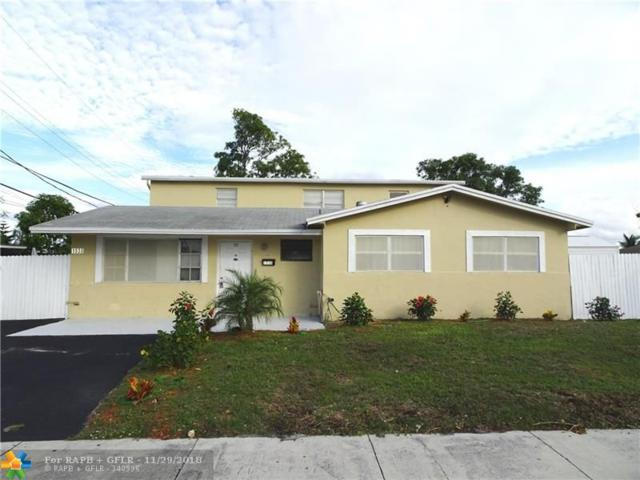 1530 NW 2nd Ave, Pompano Beach, FL 33060 (MLS #F10150678) :: Green Realty Properties
