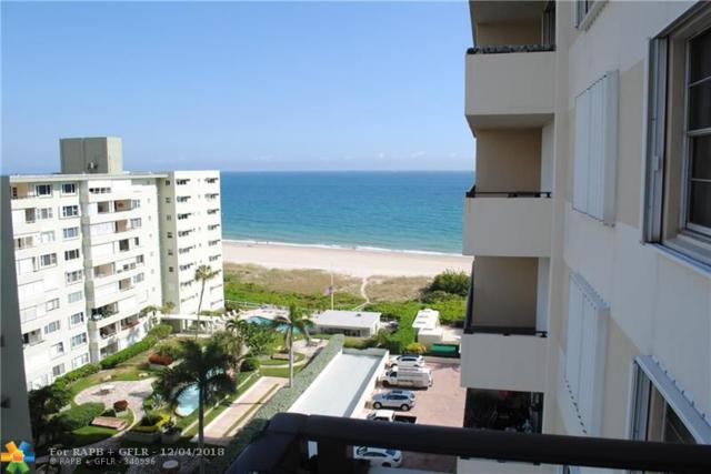 1900 S Ocean Blvd 9K, Lauderdale By The Sea, FL 33062 (MLS #F10150791) :: Laurie Finkelstein Reader Team