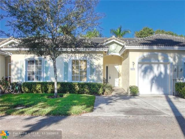1021 SW 42nd Ter #1021, Deerfield Beach, FL 33442 (MLS #F10150847) :: Green Realty Properties