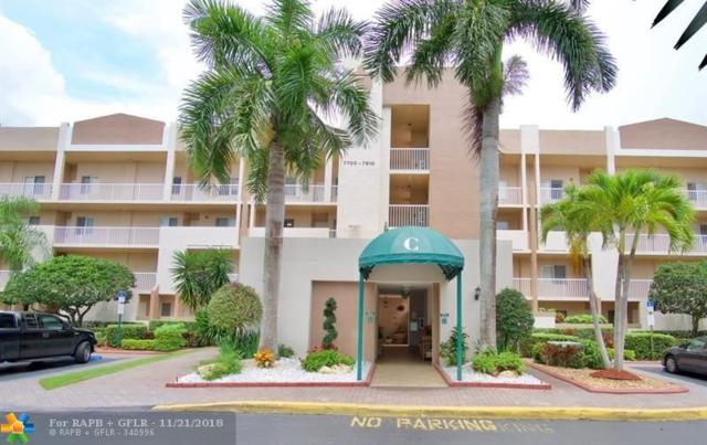 7792 Granville Dr #405, Tamarac, FL 33321 (MLS #F10150992) :: Green Realty Properties
