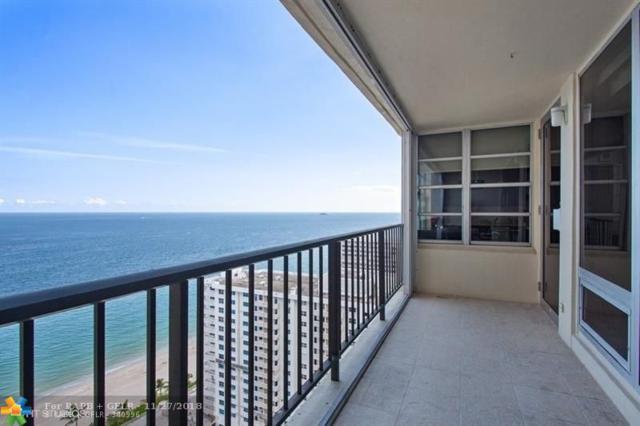 4280 Galt Ocean Dr 25D, Fort Lauderdale, FL 33308 (MLS #F10151078) :: Green Realty Properties