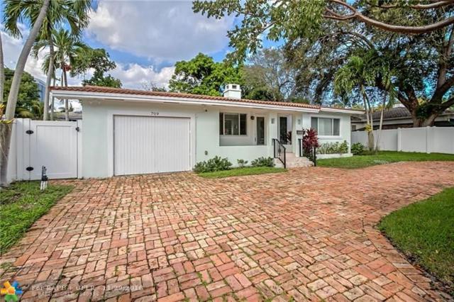 709 SE 7th St, Fort Lauderdale, FL 33301 (MLS #F10151082) :: Green Realty Properties