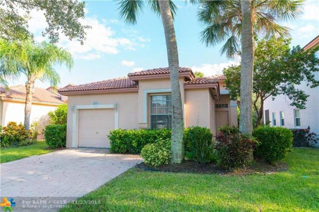 6302 NW 38th Dr, Coral Springs, FL 33067 (MLS #F10151125) :: Green Realty Properties