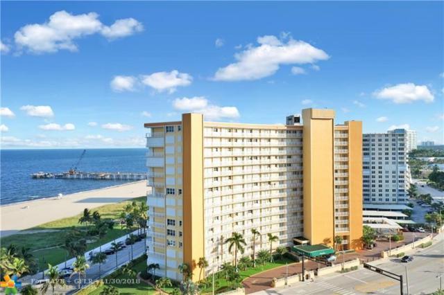 405 N Ocean Blvd #1406, Pompano Beach, FL 33062 (MLS #F10151226) :: Green Realty Properties
