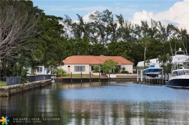 120 N Compass Dr, Fort Lauderdale, FL 33308 (MLS #F10151236) :: The Howland Group