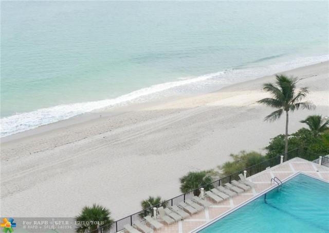 4280 Galt Ocean Dr 10M, Fort Lauderdale, FL 33308 (MLS #F10151285) :: Green Realty Properties