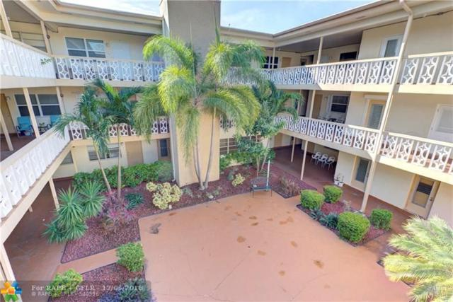 1958 Monroe St #107, Hollywood, FL 33020 (MLS #F10151315) :: Green Realty Properties