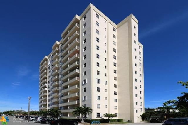 900 NE 18th Ave #908, Fort Lauderdale, FL 33304 (MLS #F10151412) :: The Howland Group