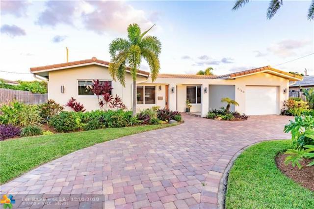 4140 NE 26th Ave, Fort Lauderdale, FL 33308 (MLS #F10151487) :: Green Realty Properties