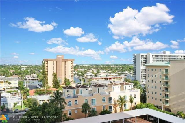 405 N Ocean Blvd #825, Pompano Beach, FL 33062 (MLS #F10151603) :: Green Realty Properties