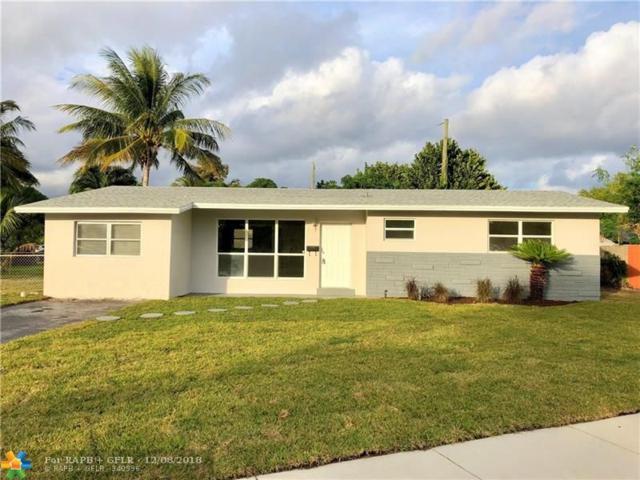 5030 NE 7th Ave, Pompano Beach, FL 33064 (MLS #F10151821) :: Green Realty Properties