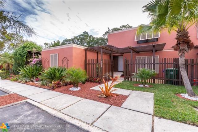 1525 Fairway Rd #1525, Pembroke Pines, FL 33026 (MLS #F10151903) :: Green Realty Properties