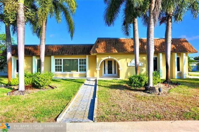 7401 SW 11th St, Plantation, FL 33317 (MLS #F10152040) :: Green Realty Properties