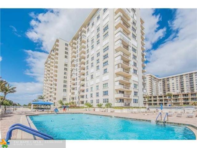 2000 S Ocean Blvd 16B, Pompano Beach, FL 33062 (MLS #F10152108) :: Green Realty Properties