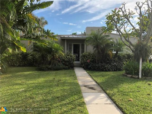 1630 NE 17th St, Fort Lauderdale, FL 33305 (MLS #F10152138) :: Castelli Real Estate Services
