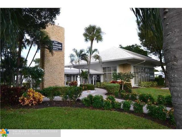 2851 E Golf Blvd #208, Pompano Beach, FL 33064 (MLS #F10152549) :: Green Realty Properties