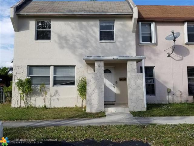 1217 Seaview #1217, North Lauderdale, FL 33068 (MLS #F10152717) :: The O'Flaherty Team
