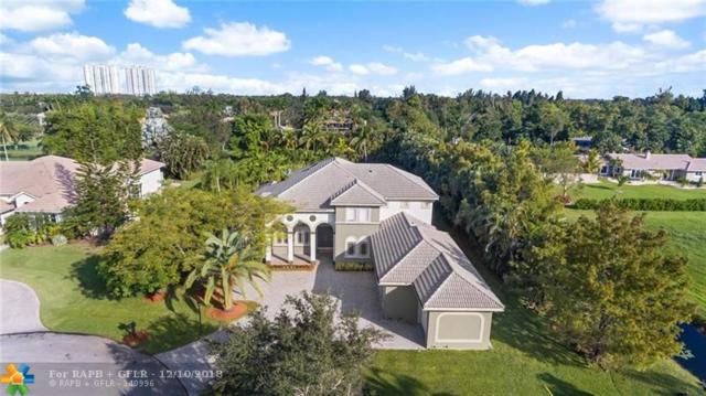 12101 NW 18th Street, Plantation, FL 33323 (MLS #F10152820) :: Green Realty Properties