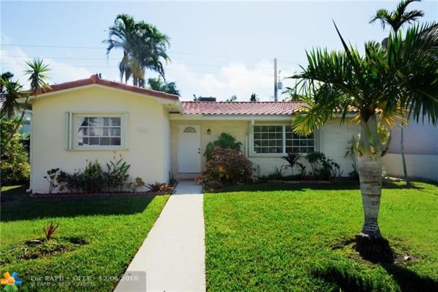1066 Johnson St, Hollywood, FL 33019 (MLS #F10152864) :: Laurie Finkelstein Reader Team