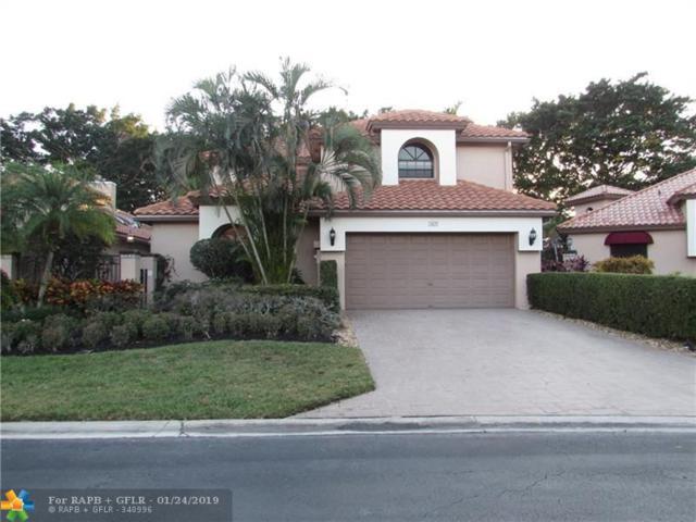 5809 NW 21st Way, Boca Raton, FL 33496 (MLS #F10152940) :: Green Realty Properties