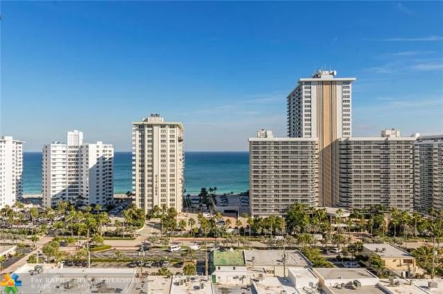 3300 NE 36th St #1611, Fort Lauderdale, FL 33308 (MLS #F10153054) :: The Howland Group