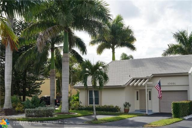 10691 La Placida Dr, Coral Springs, FL 33065 (MLS #F10153091) :: United Realty Group