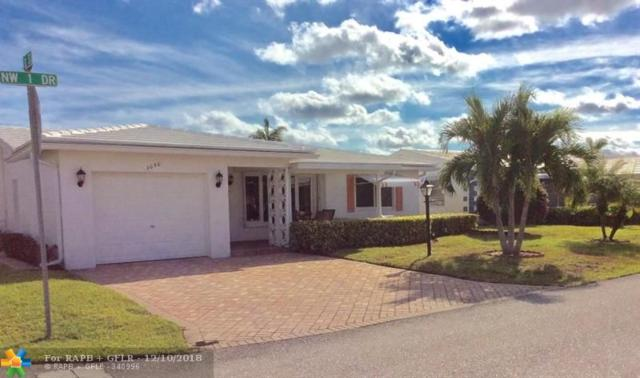 3050 NW 1st Dr, Pompano Beach, FL 33064 (MLS #F10153355) :: Green Realty Properties