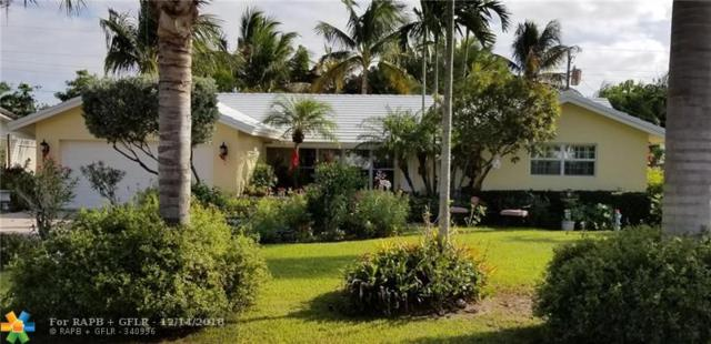 5800 NE 15th Ave, Fort Lauderdale, FL 33334 (MLS #F10153517) :: The Howland Group