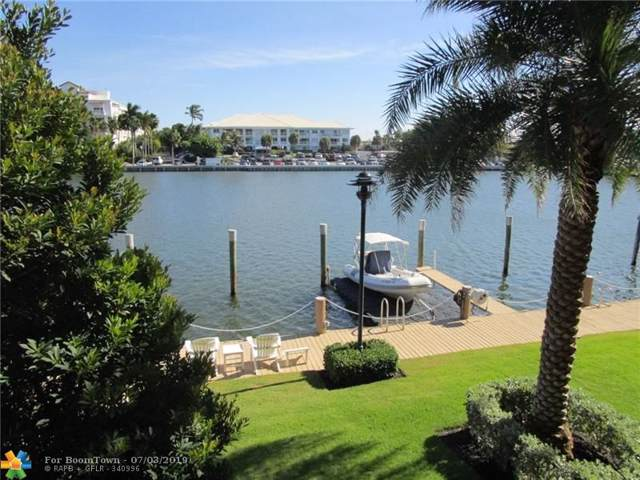 1800 S Ocean Dr #108, Fort Lauderdale, FL 33316 (MLS #F10153646) :: The O'Flaherty Team