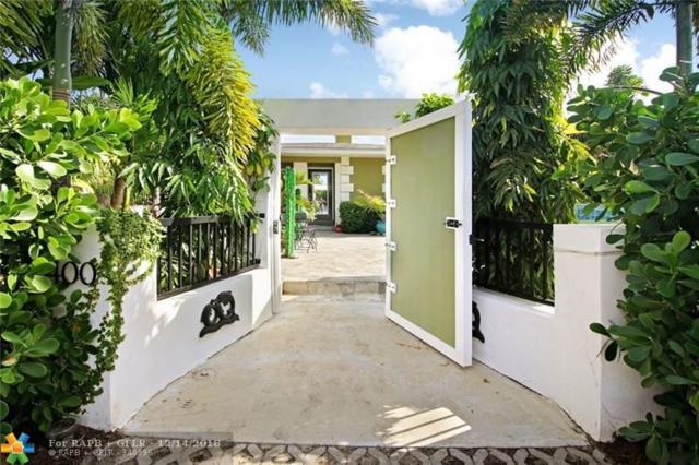 400 S Riverside Dr, Pompano Beach, FL 33062 (MLS #F10153674) :: Green Realty Properties