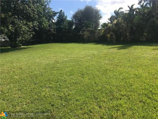 0 Nw 13 Ave, Dania Beach, FL 33004 (MLS #F10153850) :: Castelli Real Estate Services