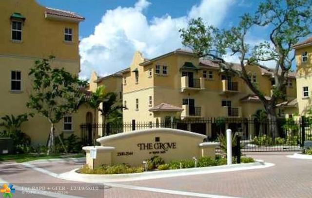 2512 SW 14TH AVE #506, Fort Lauderdale, FL 33315 (MLS #F10153991) :: Green Realty Properties