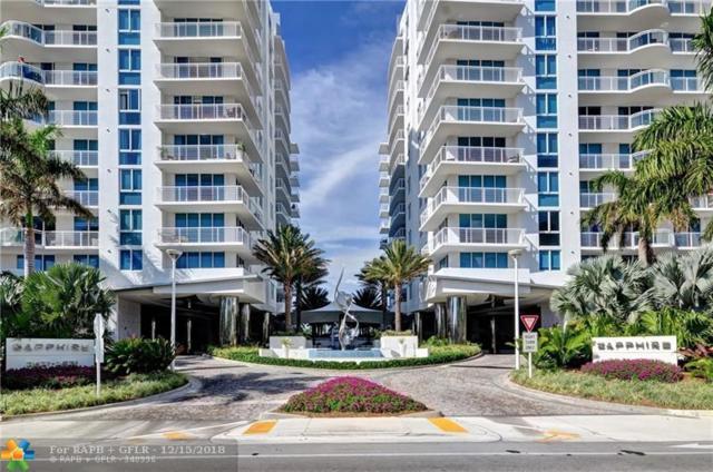 2821 N Ocean Blvd 205-S, Fort Lauderdale, FL 33308 (MLS #F10154079) :: Green Realty Properties