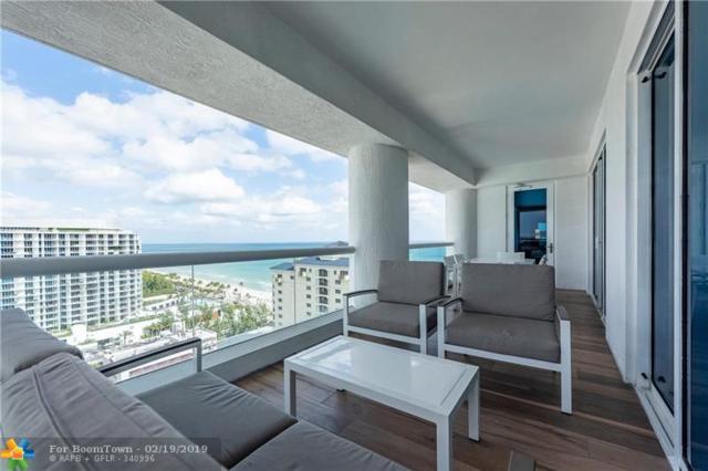551 N Fort Lauderdale Beach Blvd #1802, Fort Lauderdale, FL 33304 (MLS #F10154490) :: Laurie Finkelstein Reader Team