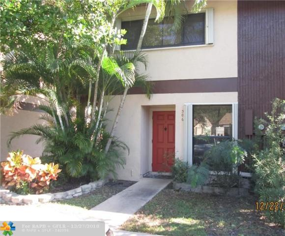 3070 S Oakland Forest Dr #306, Oakland Park, FL 33309 (MLS #F10154998) :: Green Realty Properties