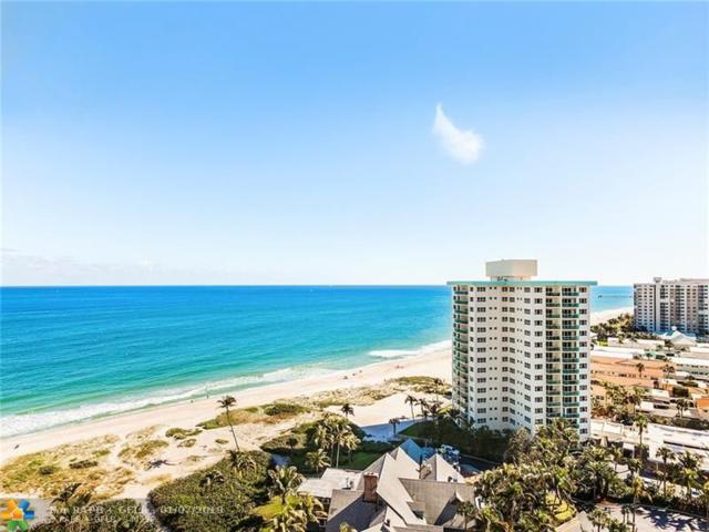 2000 S Ocean Blvd 16 L, Lauderdale By The Sea, FL 33062 (MLS #F10155261) :: Laurie Finkelstein Reader Team