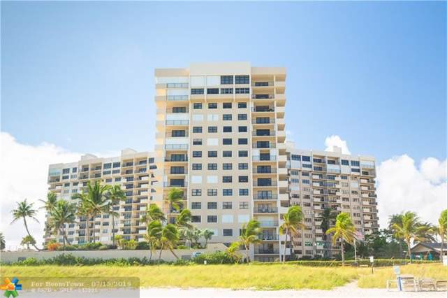 4900 N Ocean Blvd #421, Lauderdale By The Sea, FL 33308 (MLS #F10155592) :: The O'Flaherty Team
